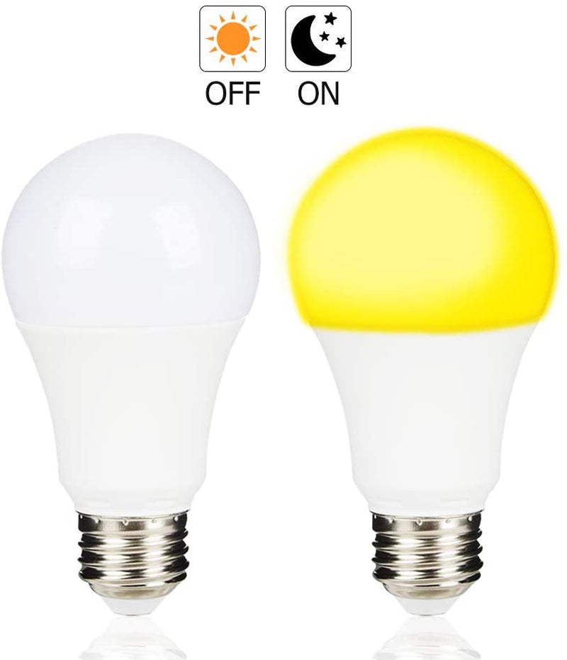 Yueximei-Dusk-to-Dawn-Yellow-Bug-Light-Bulb,-12W-100W-Equivalent,-Warm