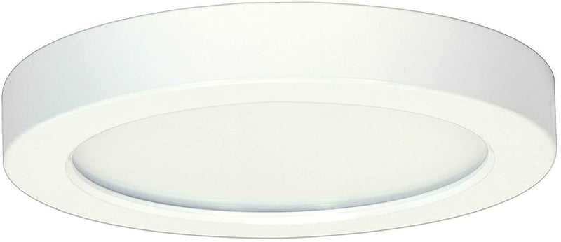 S29328-Transitional-LED-Flush-Mount-in-White-Finish,-7.00-inches