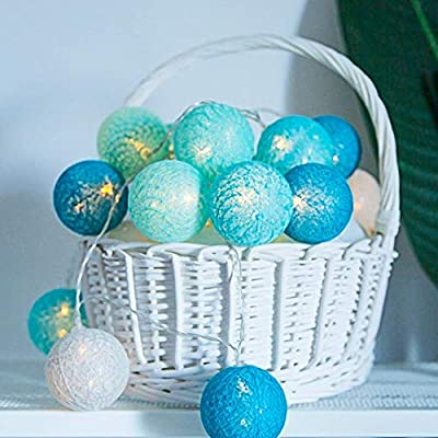 LED-Cotton-Ball-String-Lights---9.8FT/-20LED-Blue-White-Cotton-Ball-String-Lights,Fairy-Lights-for-Home-Party-Indoor-Lights,Christmas-String-Lights-(Diameter:-6cm)