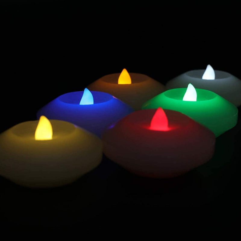 3''-LED-Water-Floating-Candle,-LED-Real-Wax-Flameless-Flicker-Candle,-