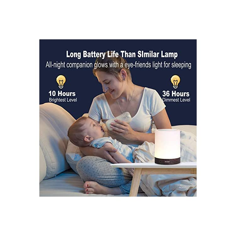Rechargeable-Night-Light-with-Hook,-Touch-Sensor-Bedside-Lamp-for-Bedroom,-Living-Room,-Dimmable-Warm-White-Light-&-Color-Changing-RGB-Outdoor-Table-Lamp,-Best-Gifts-for-Baby,-Kids,-Adults