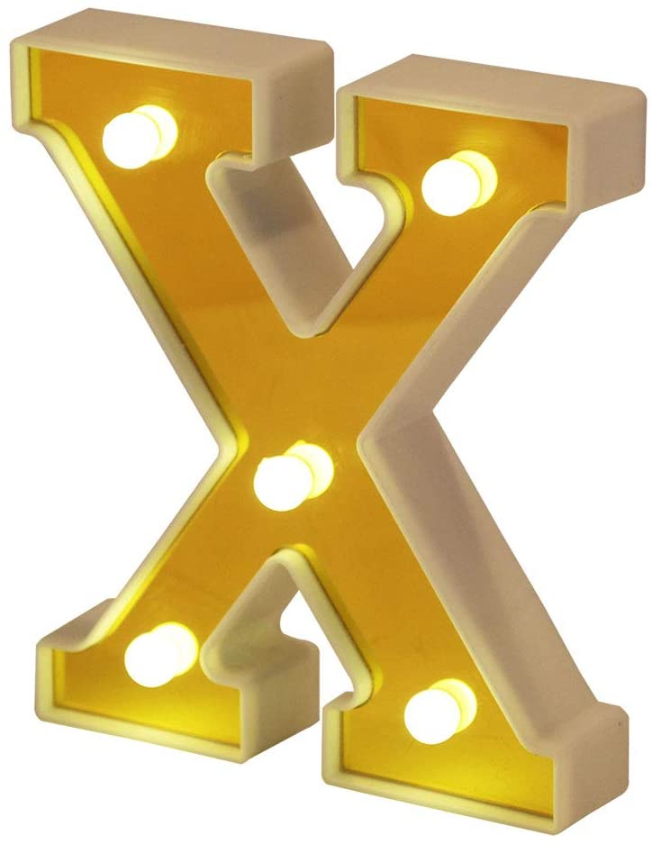 LED-Marquee-Letter-Lights-26-Alphabet-Light-Up-Letters-Battery-Power-Golden-Sign-LED-Wall-for-Home-Bar-Festival-Christmas-Lamp-Night-Light-Birthday-Party-Wedding-Decorative-(X)