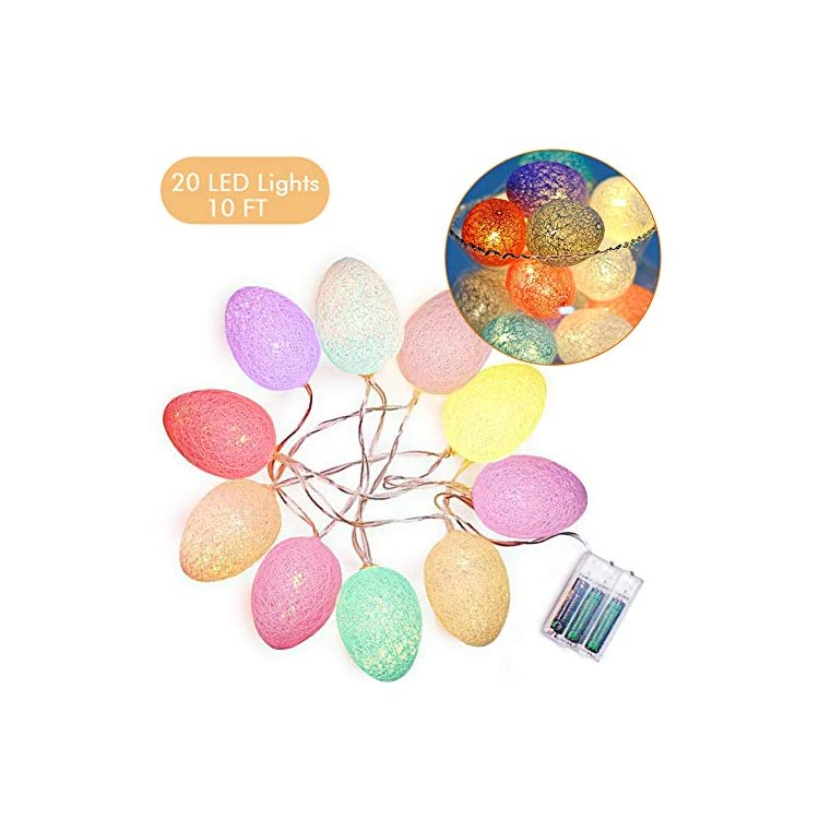 Easter-Eggs-LED-String-Lights,-10-FT-Spring-Easter-Decoration-Lights-Battery-Powered-LED-Festive-Fairy-Lights-for-Indoor-Outdoor-Easter-Decoration,-Birthday,-Home-Party-Decor(20-LED-Lights,-10-FT)