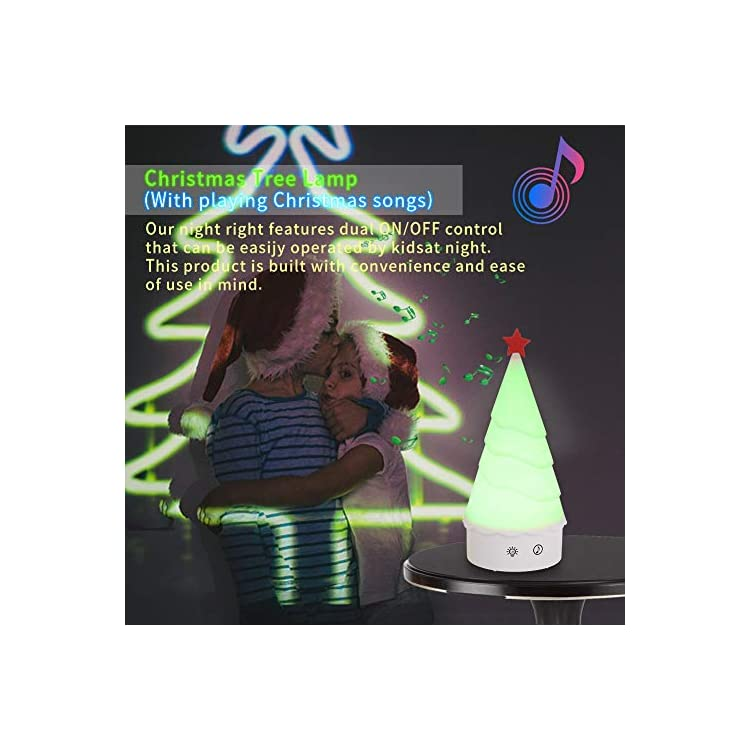 Night-Light-Lamp-Gift-Portable-Rechargeable-Soft-Silicone-Table-Lamp-for-Bedroom-for-Children-with-White-&-7-Color-Breathing-Modes,-USB-Rechargeable-Lighting