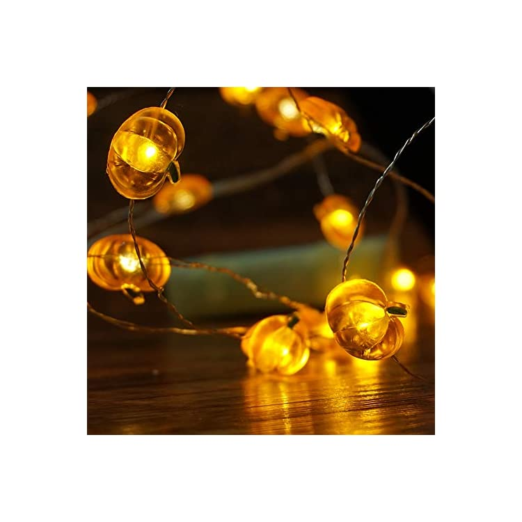 Pumpkin-String-Lights-10ft-40-LEDs-Halloween-String-Lights-Battery-Powered-with-Remote-&-Timer-for-Thanksgiving-Autumn-Party-Indoor-Fall-Outdoor-Halloween-Decoration