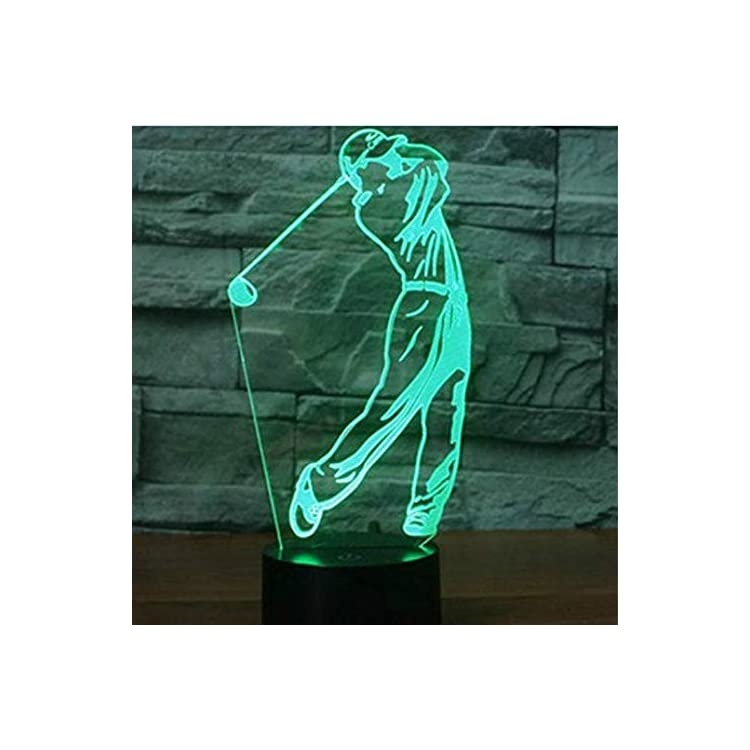 3D-Golf-Player-Visual-Night-Light-Touch-Switch-7-Color-Change-LED-Table-Desk-Lamp-Acrylic-Flat-ABS-Base-USB-Charger-Home-Decoration-Toy-Brithday-Xmas-Kid-Children-Gift