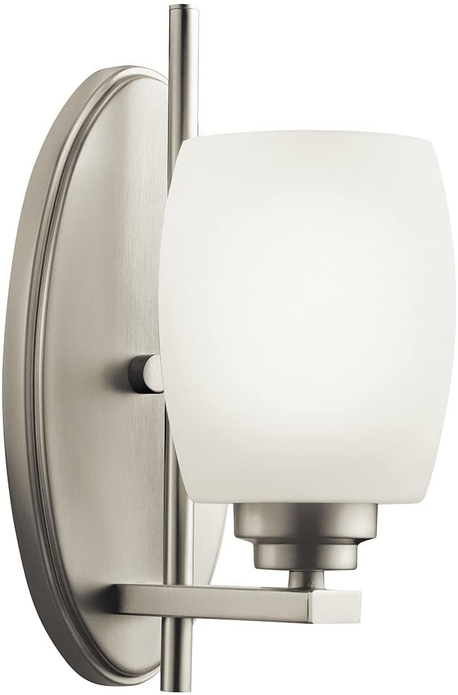 5096NI-Bath-Vanity-Wall-Lighting-Wall-Sconce,-Brushed-Nickel-1-Light-(