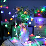 Globe-String-Lights-Battery-Operated-Muti-Color-Water-Proof-Fairy-String-Lights-Plug-in-16-Ft-50-LED-Globe-Ball-String-Lights-Decor-for-Indoor-Outdoor-Party-Wedding-Christmas-Tree-Garden
