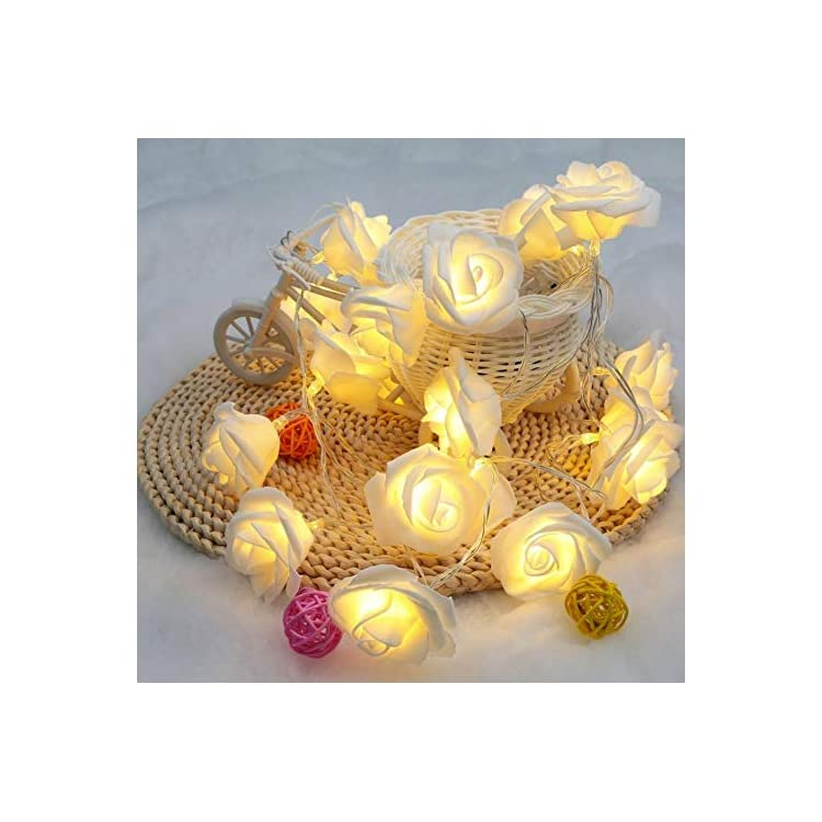 Valentine's-Day-String-Lights,-40-LED/5M-Battery-Operated-Rose-Flower-String-Fairy-Lights-for-Christmas,-Valentine's,-Wedding,Party,Indoor-Decoration-(Warm-White-Rose)