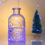 Fairy-String-Lights,-6.5ft-20-Micro-LED-Starry-String-Lights-on-Flexible-Silver-Wire,-Battery-Powered-Mini-Firefly-Lights-for-Christmas-Tree-DIY-Wedding-Bedroom-(10Pack,-Purple)