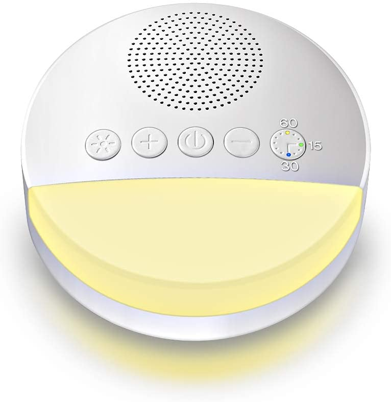 White-Noise-Machine---Sound-Machine-for-Relaxation-&-Sleeping,with-Bab