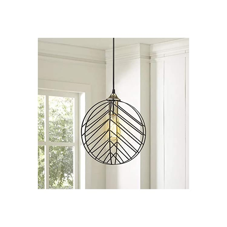 Emliviar-Cage-Pendant-Light,-Modern-Hanging-Light-in-Oil-Rubbed-Bronze