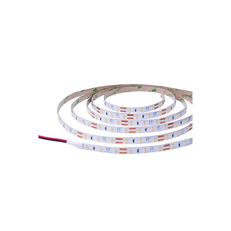 32.8-ft.-LED-Tape-Light-Soft-White-(2700K)-RibbonFlex-Pro-Series-60,-Dimmable,-250-Lumens-per-ft.,-12-Volt