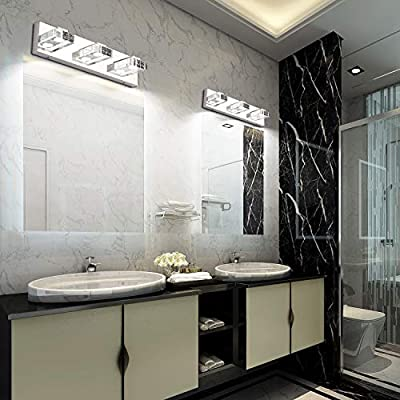 Vanity-Lights,-3-Head-Glass-Wall-Bathroom-Mirror-Bath-Long-LED-Vanity-Lighting-Fixtures-(White-Light-4500K)