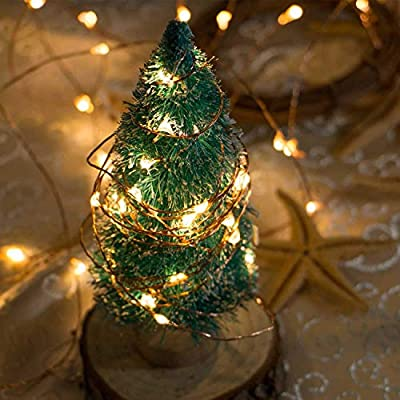 40Ft-120-LED-Fairy-Lights-Dimmable-Waterproof-Starry-Firefly-String-Lights-with-Remote-Plug-in-on-a-Flexible-Copper-Wire-for-Christmas-Party-DIY-Wedding-Bedroom-Indoor-Party-Decorations,-Warm