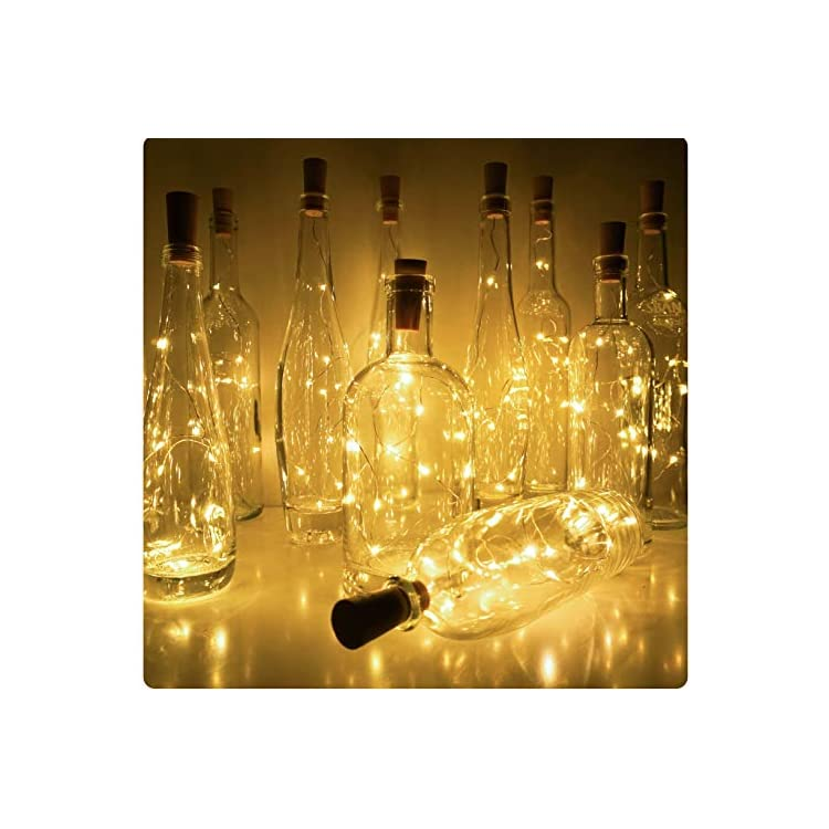 Bottle-Lights-12-Pack-20-LEDs-Cork-Lights-for-Wine-Bottles-Battery-(Included)-Powered-Fairy-Mini-String-Lights-for-DIY-Jar-Lighting-Indoor-Bedroom-Party-Wedding-Christmas-Halloween-Decor-(Warm-White)