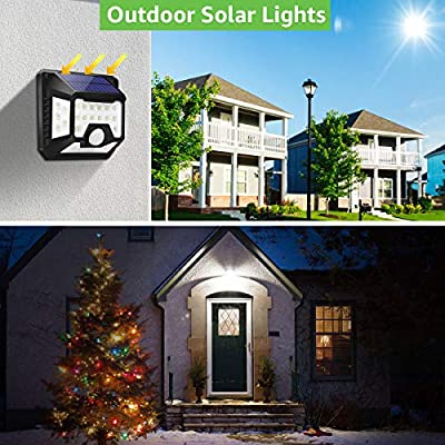Solar-Lights-Outdoor,-Motion-Sensor-Lights,-32-D-270°-Wide-Angle,-Wate