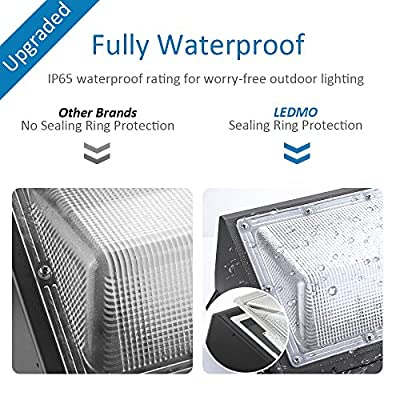 2019-Upgraded-120W-LED-Wall-Pack-Light-15840LM-840W-HPS/HID-Equivalent-5000K-LED-Wall-Pack-Commercial-and-Industrial-Outdoor-LED-Wall-Pack-Lights-for-Parking-Lots,-Warehouses,-Factories,-UL&DLC