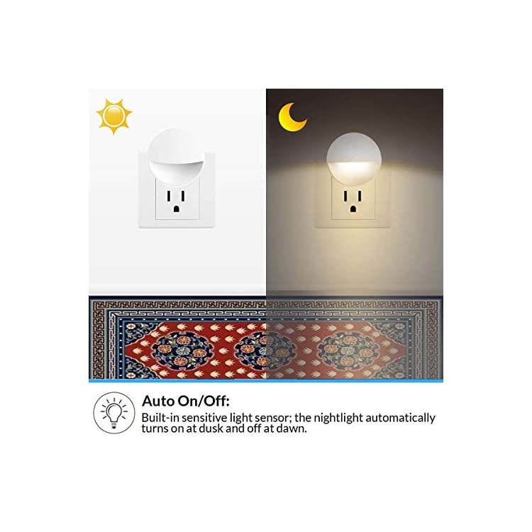 LED-Night-Light-Plug-in-with-Dusk-to-Dawn-Sensor-[4-Pack],[-No-Dazzling-][-Eye-Protection]-Wall-Lamps-Plug-in-NightLight-for-Kids-Adults