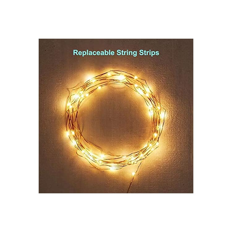 Spare-String-Light&Replaceable-String-Light