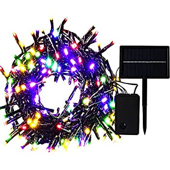 Solar-String-Lights-Waterproof-Outdoor-300-LED-38FT-8-in-1-Mode-for-Ho
