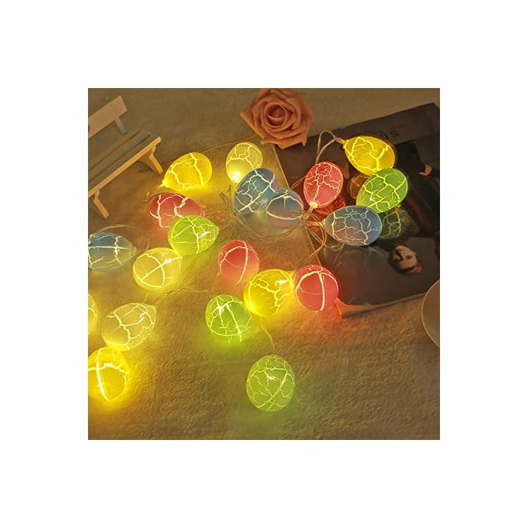 20-Easter-Eggs-LED-String-Lights-Battery-Operated-Fairy-String-Lights-Easter-Decorations-for-Home-Easter-Tree-Upstairs-Banister-Party-10ft