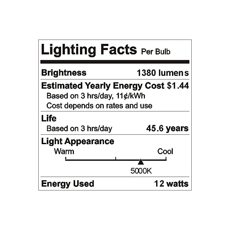 12W-LED-Corn-Light-Bulb---Natural-White-5000K,-Replaces-100W-Incandescent,-1,560-Lumens,-Medium-(standard-household)-Base-E26-UL/cUL-Certified