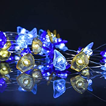 Decorative-String-Lights,-16.4Ft-50-LEDs-Battery-Powered-Sea-Glass-Str
