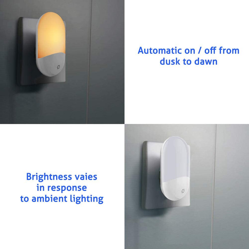 LED-Night-Light-2-Packs-Plug-in-Wall-with-Automatic-Dusk-to-Dawn-Photo