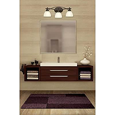 6303400-Elvaston-Three-Light-Indoor-Wall-Fixture,-Oil-Rubbed-Bronze-Finish-with-Frosted-Glass
