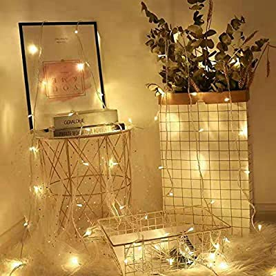 33FT-100-LED-String-Lights-Warm-White-Decorative-Lights,-Plug-in-String-Lights-with-8-Modes-for-Indoor-Outdoor-Bedroom-Patio-Party-Wedding-Christmas-Decor