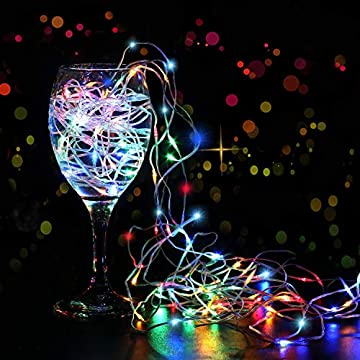 Window-Curtain-Lights-200-LED-USB-Powered-Fairy-String-Lights-with-Remote,-8-Settings-Twinkle-Lights-for-Bedroom-Parties,Weddings,Wall-Decorations-(9.8x6.6Ft-Multi-Color)