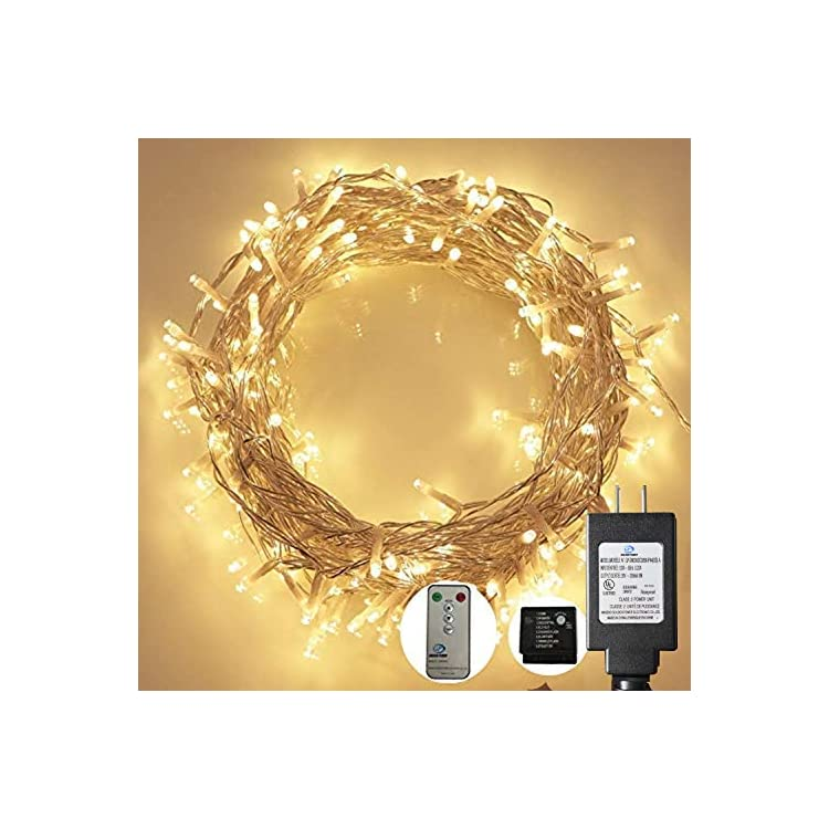 LED-String-Lights-Plug-in-Fairy-Lights-75ft-200-LED-Twinkle-Decorative-Lights-with-Remote-8-Modes-UL-Certified-Warm-White-String-Lights-for-Christmas-Tree-Wedding-Party-Bedroom-Outdoor-Indoor