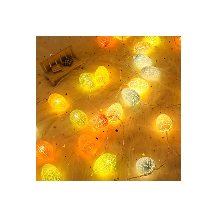 10FT-20Lights-Easter-Decoration-Easter-Eggs-Lights,Easter-String-Lights-Battery-Operated-Decoration-Fairy-String-Lights-for-Halloween-Easter-Spring-Party-Indoor-Outdoor-Birthday-Bedroom-Decor