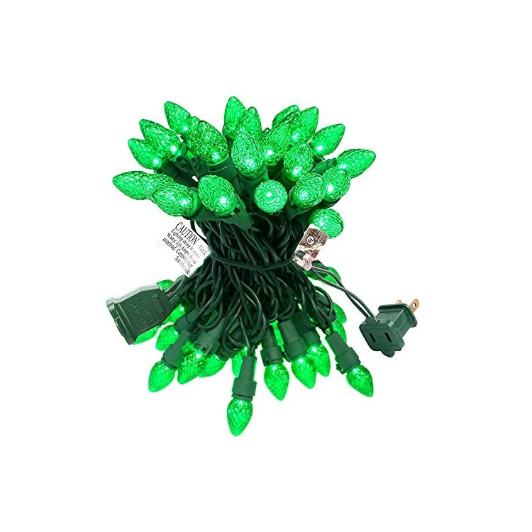 LED-String-Lights-Indoor-50LEDs-Christmas-Lights-with-Green-Wire-for-Bedroom-Outdoor-Party-Patio-Carnival-Tree-Decor-Easter-Feast-of-St.-Patrick's-Day-Green-Decoration(C3-Glass-Bulbs)