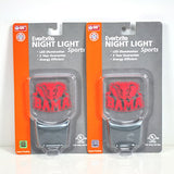 2-Pack-NCAA-Officially-Licensed,-LED-Night-Light,-Super-Energy-Efficient-Prime-Power-Saving-0.5-watt,Great-Sports-Fan-Gift-for-Adults-Babies-Kids-(Alabama-Crimson-Tide)