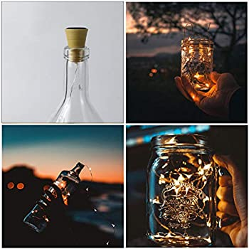 String-Lights-Solar-Fairy-Lights-Battery-Operated-Warm-White-Firefly-L