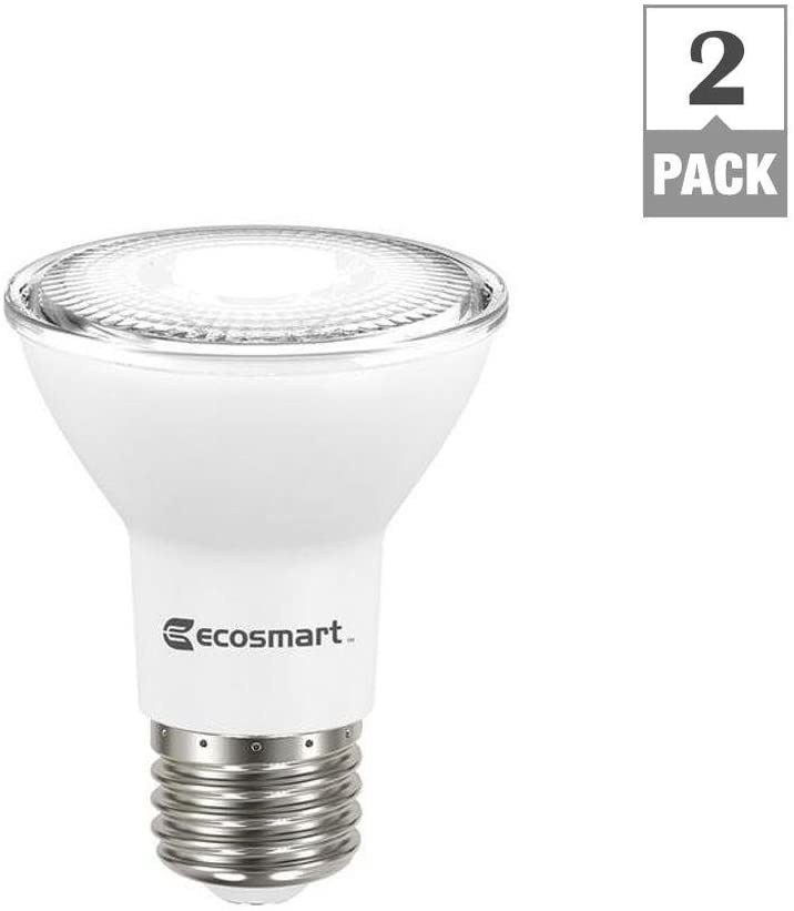 50W-Equivalent-Bright-White-PAR20-Dimmable-LED-Flood-Light-Bulb-(2-Pack)