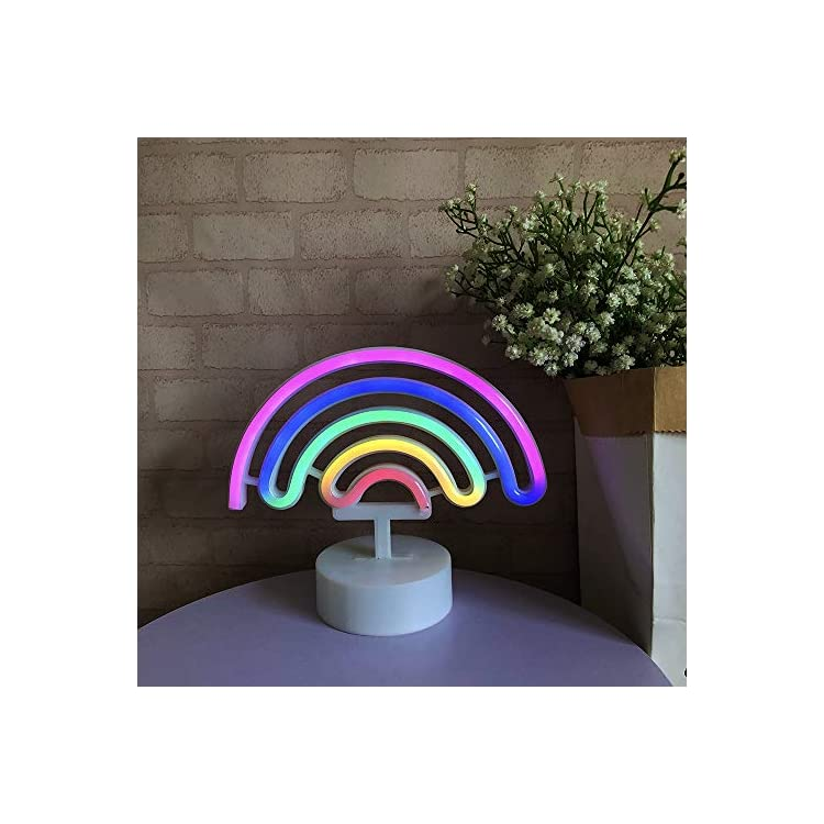 Colorful-Rainbow-LED-Neon-Light-Batteries-Operated-Neon-Lights-Pedesta
