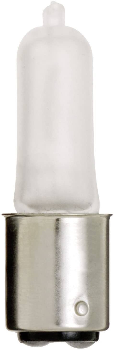 S1920-120V-100-Watt-T4-DC-Bayonet-Base-Light-Bulb,-Frosted