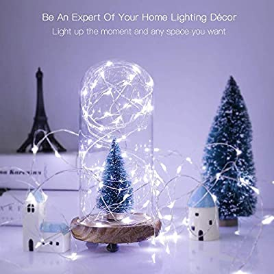 LED-String-Lights,-33FT-100-LED-Waterproof-Copper-Wire-USB-Power-Plug-Starry-Fairy-Decorative-String-Lights-for-Christmas-Indoor-Outdoor-Bedroom-Wedding-Party-DIY-Dinner-Patio-Window(White)