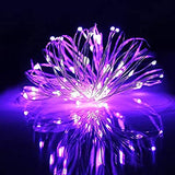 ER-CHEN-8-Lighting-Model-Indoor-and-Outdoor-Waterproof-Battery-Operated-300-LED-String-Lights-on-100-Ft-Long-Ultra-Thin-Copper-Wire-with-13-Key-Remote-Control(Purple)-(Renewed)