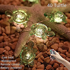 Turtle-Decorative-String-Lights-13-Ft-40-LED-Weatherproof-Battery-Operated-8-Modes-Turtle-Fairy-Lights-for-Holiday-Weddings-Bedrooms-Party-Decorations-with-Remote-and-Timer-(Warm-White)