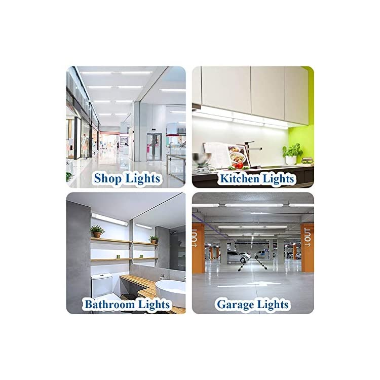 LED-Shop-Lights-for-Garage-4-Foot-with-Plug,-Linkable-LED-Tube-Light-3600-LM-Wall-Under-Cabinet-Lighting,-Waterproof-5000K-LED-Ceiling-and-Closet-Light-36W,-Corded-Electric-with-ON/Off-Switch