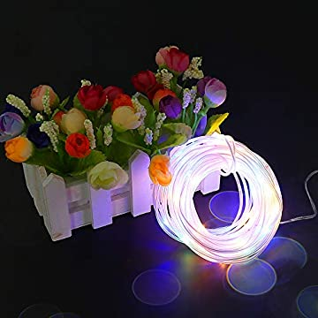 LED-Rope-Lights-USB-Operated-String-Lights,8-Modes-Dimmable-Fairy-Lights,USB-5V-Waterproof-String-Lights,33ft-100LEDs-Indoor-Outdoor-Rope-Light-for-Patio,Bedroom,Boat,Camping-and-More-(Multicolor)