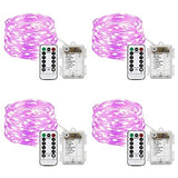 4-Packs-Battery-Operated-Christmas-Fairy-String-Lights-with-Remote-for-Holiday-Wedding-Halloween-Patio-Party-Decoration,Pink