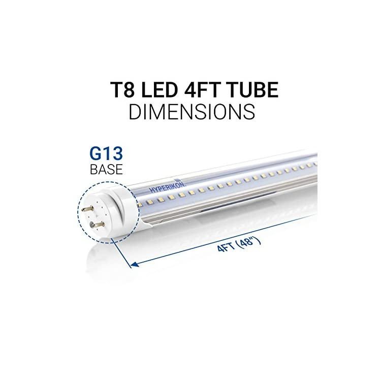 4-Foot-LED-Tube,-T8-T10-T12-40-Watt-Replacement-(18W),-Single-End-Ball
