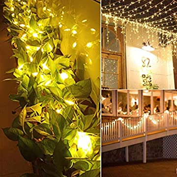 Christmas-Lights,-I-Star-String-Lights-for-Bedroom,-Christmas-Tree,-Home,-Party,-Wedding,-Garden,-19.7-ft-40-LED-Battery-Operated-Waterproof-Fairy-lights-With-Two-Modes-(Warm-White)