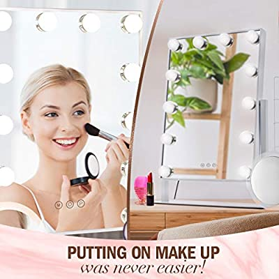 Makeup-Vanity-Mirror-with-Lights---Lighted-Makeup-Mirror-with-Magnification-Makeup-Mirror-with-Lights-Led-Mirror-Magnifying-Mirror-with-Light-Lighted-Mirror-Vanity-Lights-Vanity-with-Lights