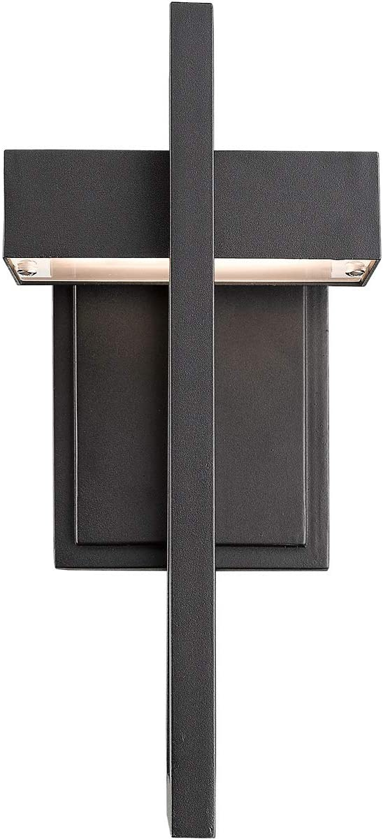 1-Light-Outdoor-Contemporary-Wall-Sconce